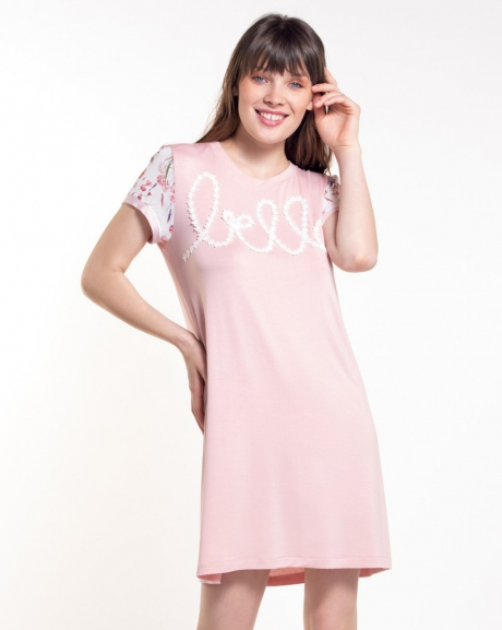 Summer Nightdress with floral details
